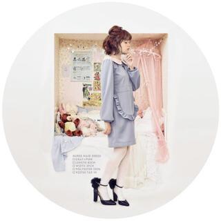 ケイティー(Katie)の新品未使用♡Nurse maid ワンピース♡ピンク♡エトワール エ グリオット(ひざ丈ワンピース)
