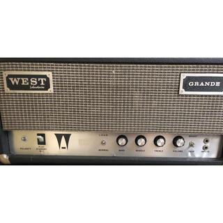 1970s West Grande Head Amp 〜 Vintage !(ギターアンプ)