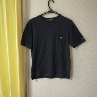 バーバリーブラックレーベル(BURBERRY BLACK LABEL)のバーバリーブラックレーベル半袖Tシャツ ブラック(Tシャツ/カットソー(半袖/袖なし))