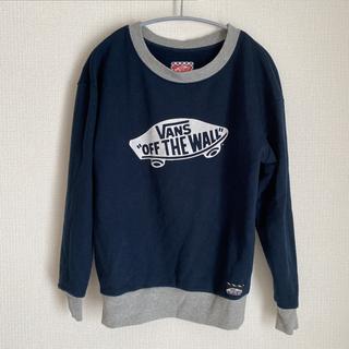 ヴァンズ(VANS)の【vans】スウェット トレーナー(トレーナー/スウェット)