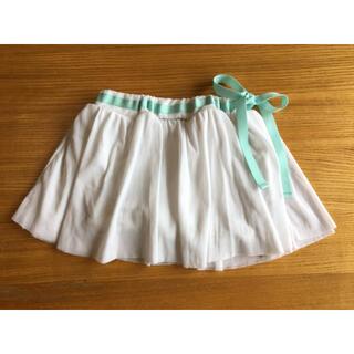 ベビーギャップ(babyGAP)のDADWAY ダッドウェイ リボン チュールスカート 80cm(スカート)