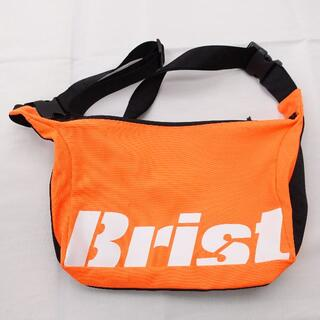 エフシーアールビー(F.C.R.B.)のFCRB 2WAY SMALL SHOULDER BAG オレンジ(ショルダーバッグ)
