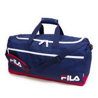 フィラ(FILA)の人気完売品*値下1点限り■FILA*フィラ ボストンバッグ 60cm ネイビー(ボストンバッグ)