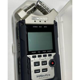 Zoom - zoom H4n pro ズーム ハンディレコーダー