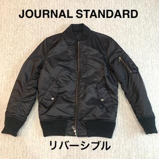 ジャーナルスタンダード(JOURNAL STANDARD)のJOURNAL STANDARD ジャーナルスタンダード MA-1 ブルゾン(ブルゾン)
