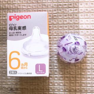 ピジョン(Pigeon)のピジョン 乳首 Lサイズ(哺乳ビン用乳首)