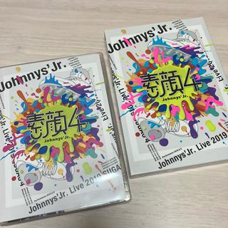 ジャニーズJr. - 【素顔4】ジャニーズJr.盤 DVD