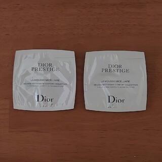 ディオール(Dior)のディオールプレステージ ラ ムース(洗顔料) (洗顔料)