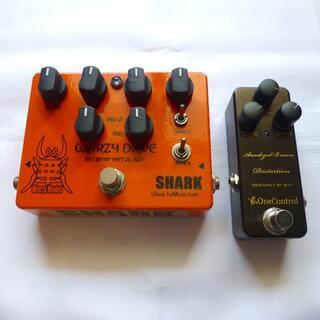 ギターエフェクター 歪み系 2個セット(エフェクター)