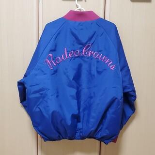 ロデオクラウンズワイドボウル(RODEO CROWNS WIDE BOWL)の(新品タグ付き)ロデオクラウンズ RCWB 中綿ブルゾン コート(ブルゾン)