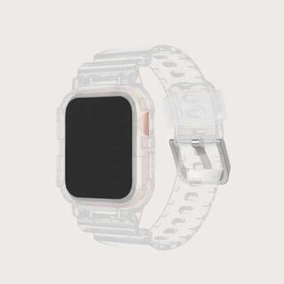 アップルウォッチ(Apple Watch)のApple Watch クリアバンド(モバイルケース/カバー)