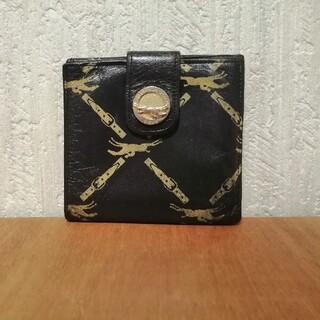 ロンシャン(LONGCHAMP)の折りたたみ財布 小銭入れあり 財布 LONGCHAMP ロンシャン(財布)