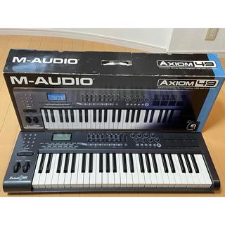 M-AUDIO Axiom49 USB Midi コントローラー(おまけ付き)