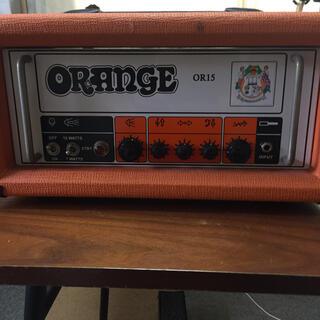 ORENGE OR15(ギターアンプ)