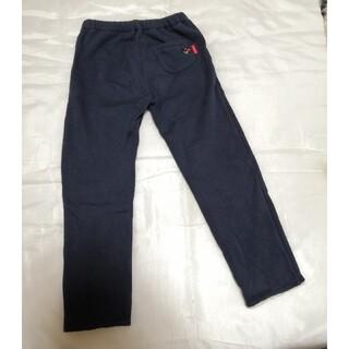 ダブルビー(DOUBLE.B)のダブルビー☆ストレッチ裏起毛パンツ size 110センチ(パンツ/スパッツ)