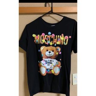 モスキーノ(MOSCHINO)のモスキーノ Tシャツ(Tシャツ/カットソー(半袖/袖なし))