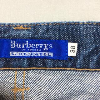 バーバリーブルーレーベル(BURBERRY BLUE LABEL)のバーバリーデニム(デニム/ジーンズ)