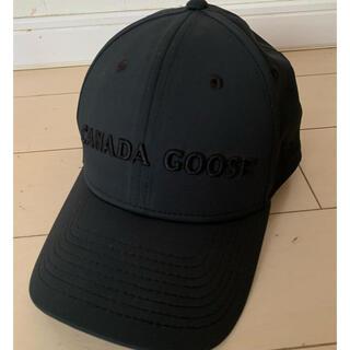 カナダグース(CANADA GOOSE)のCANADA GOOSE×NEWERA キャップ 正規品 美品(キャップ)