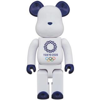 メディコムトイ(MEDICOM TOY)のBE@RBRICK  東京2020オリンピックエンブレム 100%  最小サイズ(その他)