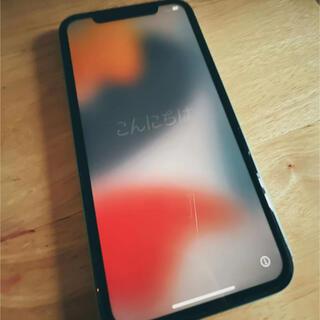 アイフォーン(iPhone)のiPhone11 256g(携帯電話本体)