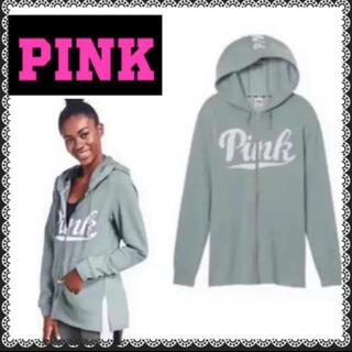 ヴィクトリアズシークレット(Victoria's Secret)のPINK  フーディXS(パーカー)
