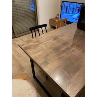 アクタス(ACTUS)のダイニングテーブル135cm(ダイニングテーブル)