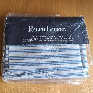 ラルフローレン(Ralph Lauren)のラルフローレン シーツ ピローケース セット(シーツ/カバー)
