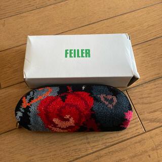 FEILER - フェイラー メガネケース
