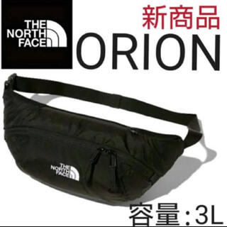 THE NORTH FACE - ブラック THE NORTH FACE ORION オリオン ノース