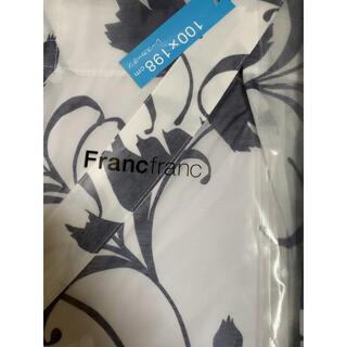 フランフラン(Francfranc)のFrancfrancレースカーテン2枚セット198センチ(レースカーテン)