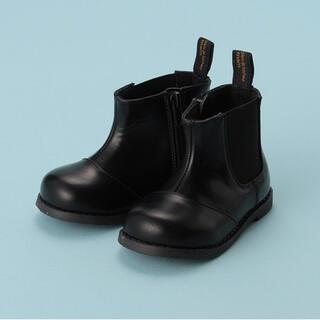プティマイン(petit main)のプティマイン サイドゴアブーツ 16.0cm(ブーツ)