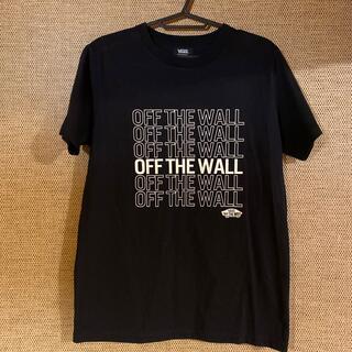 ヴァンズ(VANS)のVANS  Tシャツ 黒 M(Tシャツ/カットソー(半袖/袖なし))