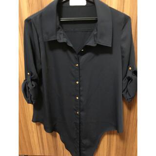 レディー(Rady)のRady  前絞りシャツ♡(シャツ/ブラウス(長袖/七分))