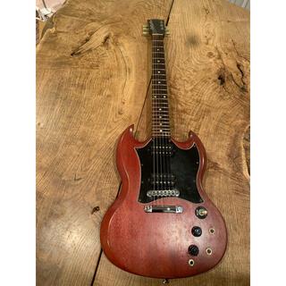 ギブソン(Gibson)のgibson sg special 2004 fat neck(エレキギター)