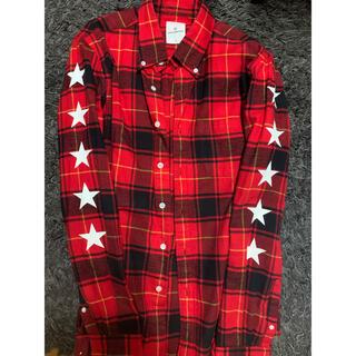 uniform experiment - ユニフォームエクスペリメント スターチェックシャツ