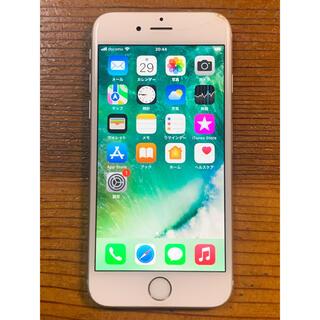 アップル(Apple)のiPhone 6s 16GB silver SIMフリー(スマートフォン本体)