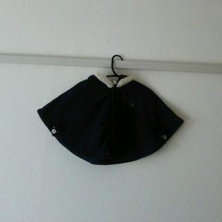 ミキハウス(mikihouse)のポンチョ(ジャケット/上着)