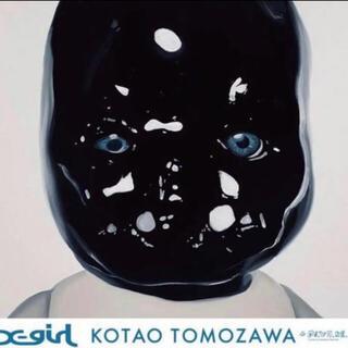 エックスガール(X-girl)のX-girl × KOTAO POSTER BLUE(印刷物)