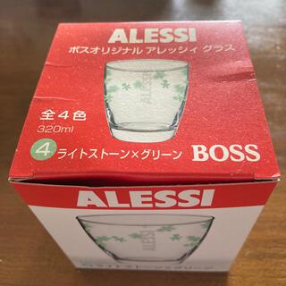 アレッシィ(ALESSI)の本日限定セール 新品未使用 ALESSI グラス ボスオリジナル (グラス/カップ)