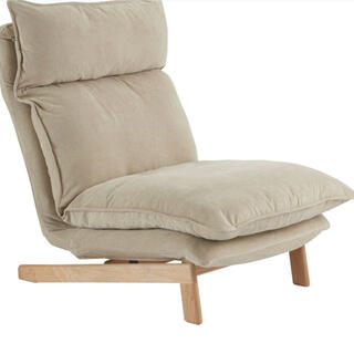 MUJI (無印良品) - 無印良品 リクライニングソファ