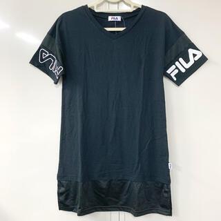 フィラ(FILA)のFILA Tシャツ メッシュ ロゴ(Tシャツ(半袖/袖なし))