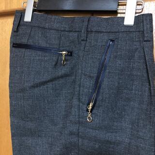 kolor - kolor 16aw 金ジップ パンツ サイズ4