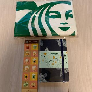 Starbucks Coffee - スターバックス ノート レジャーシート ステッカー