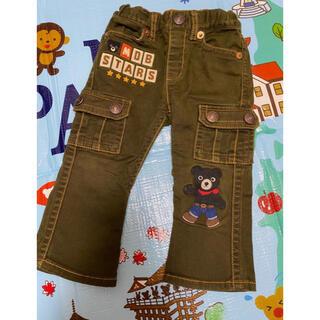 ダブルビー(DOUBLE.B)のミキハウス ダブルビー 90 長ズボン(パンツ/スパッツ)