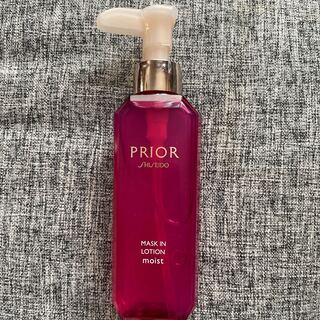 プリオール(PRIOR)のプリオール マスクイン化粧水 (しっとり) 160ml(化粧水/ローション)