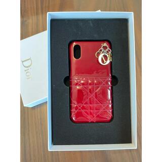 ディオール(Dior)のDior iPhoneXケース(iPhoneケース)