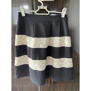 シーディーエスベーシック(C.D.S BASIC)の美品 スカート (ミニスカート)