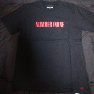 ナンバーナイン(NUMBER (N)INE)の値下げ 新品 未使用 タグ付き NUMBER(N)INE Tシャツ(Tシャツ/カットソー(半袖/袖なし))