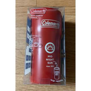 コールマン(Coleman)の【新品未開封】コールマン 真空断熱タンブラーコールマンレッド(タンブラー)