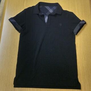 バーバリーブラックレーベル(BURBERRY BLACK LABEL)のBLACK LABEL シャツ(Tシャツ/カットソー(半袖/袖なし))